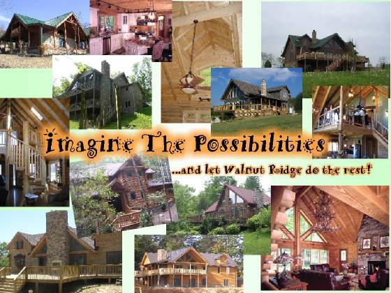 Walnut Ridge Homes Real Log Home Builder Log Homes Ky